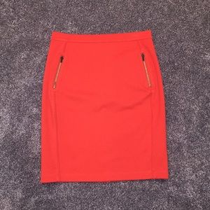 CLUB MONACO pencil skirt with pockets. New! 💕